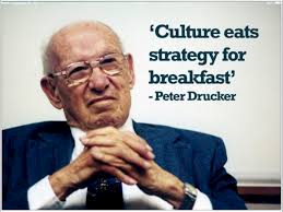 Drucker - Cultuur en strategie